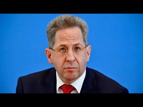 Verfassungsschutz-Präsident Maaßen zweifelt an Hetzja ...
