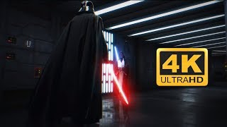 Video Star Wars Darth Vader vs Obi-Wan Kenobi Reimagined 4K Teaser Trailer MP3, 3GP, MP4, WEBM, AVI, FLV Maret 2018