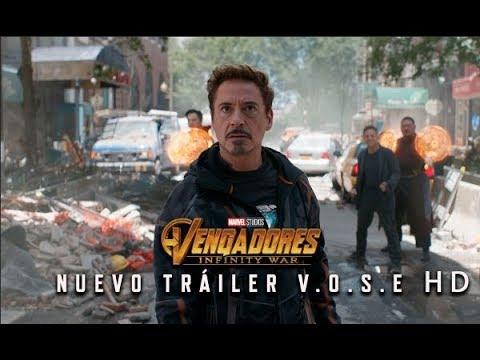 Vengadores: Infinity War - Nuevo  Tráiler Oficial en V.O.S.E?>