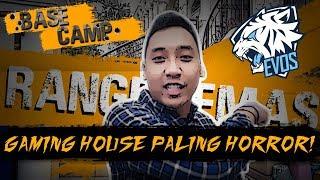 Video Gaming House Berhantu???!! - Basecamp Episode 5 : Gaming House Evos Esports MP3, 3GP, MP4, WEBM, AVI, FLV November 2018