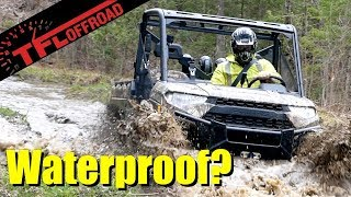 7. We Torture Test a New Polaris Ranger XP1000 To Find Out Why It Needs 3 Snorkels | Ep.1