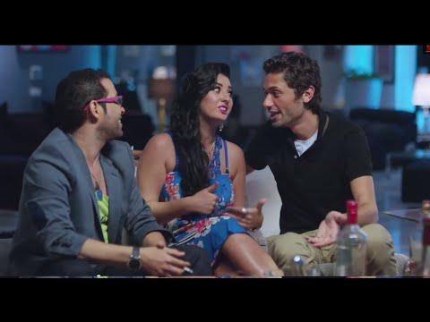 """صافينار تنفي أنها """"بنت شمال"""".. والراحل يوسف عيد يصفع محمود الليثي في إعلان فيلم """"عمر وسلوى"""""""