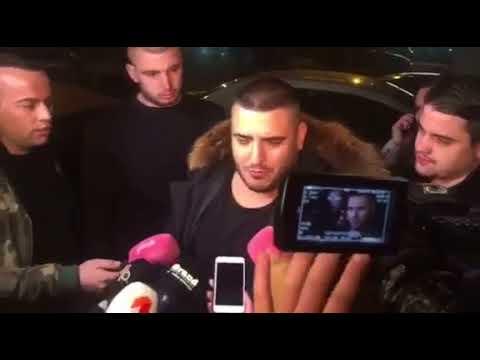 Darko Lazić pred nastup + emisija Premijera