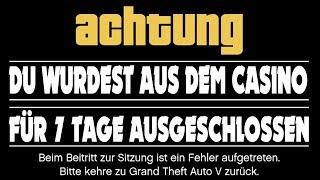 Video GTA 5 CASINO BANN VERMEIDEN MACHT DAS NICHT MP3, 3GP, MP4, WEBM, AVI, FLV September 2019