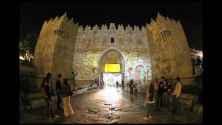Stop motion: Jerusalem