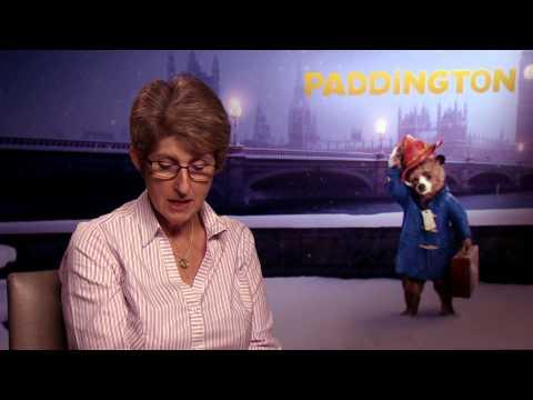 Paddington (Reading Featurettes - Karen Jankel)