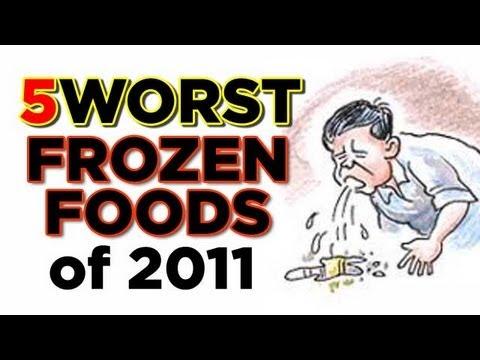 5 Worst Frozen Foods of 2011: Freezerburns (Ep477)