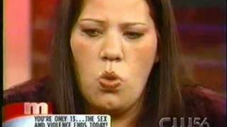 Maury Povich -  I'M 13 AND MY GOAL IS TO BE A POLE DANCER!!!! (2008)
