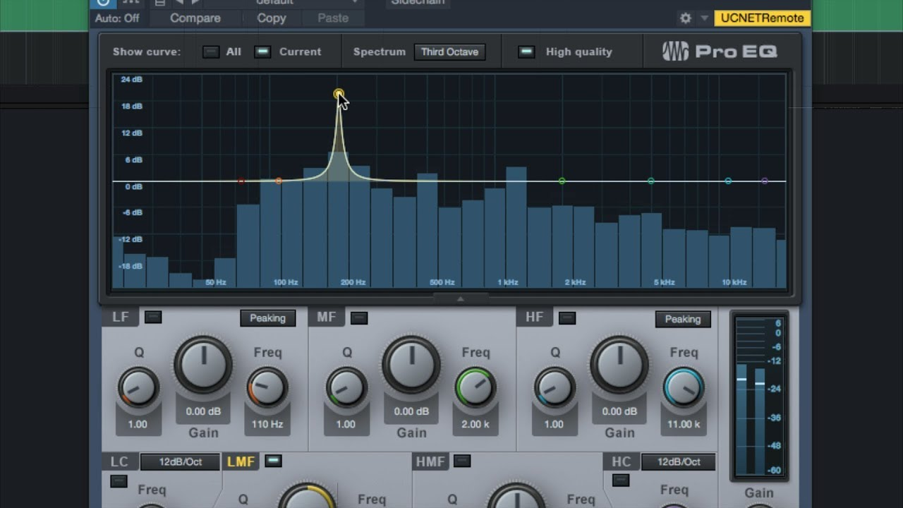 How to Mix Acoustic Guitar – EQ