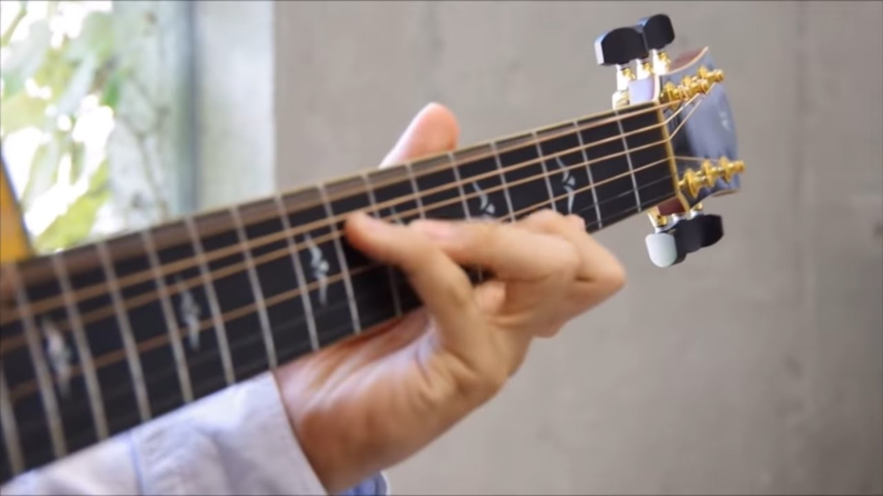 Michael Jackson – Thriller   Acoustic Fingerstyle Guitar Cover by Kent Nishimura