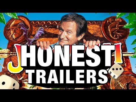 Honest Trailers – Jumanji