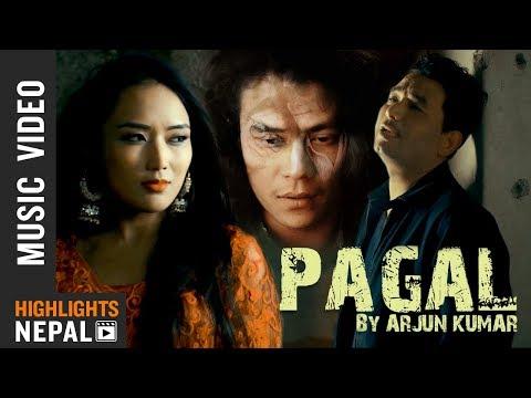 Video Pagal || New Nepali Pop Song 2018/2074 | Arjun Kumar Ft. Pratik Man Shrestha & Bristi Gurung download in MP3, 3GP, MP4, WEBM, AVI, FLV January 2017