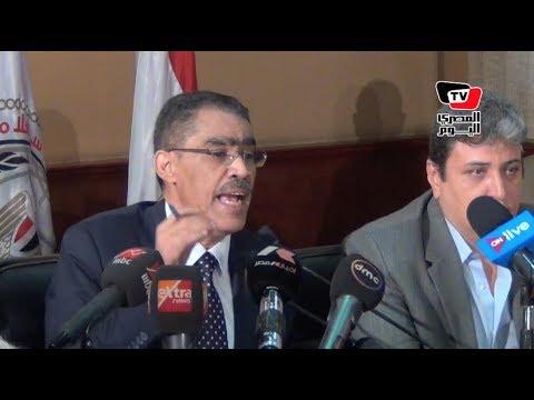 ضياء رشوان: تقرير هيومن رايتس لم يراعى المهنية في طبيعة الأسئلة