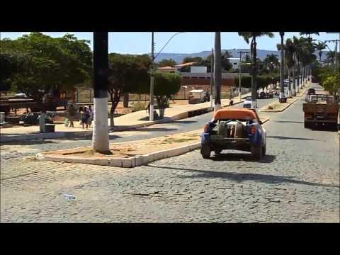 22º Rally dos sertões passando por Francisco Sá - MG