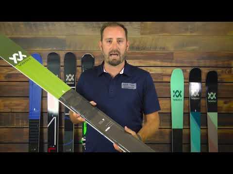 Volkl 100Eight Skis - Men's