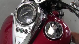 6. 2004 Kawasaki Vulcan 500