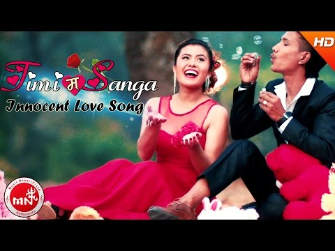 New Nepali Pop Song | Timi Ma Sanga - Aashiq Prajapati & Chrisma Abigal | Ft.Ashish & Asmita