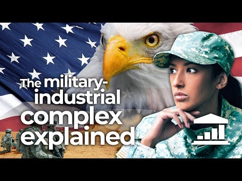Why AMERICA has the World's biggest army? - VisualPolitik EN