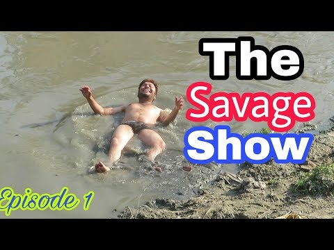 (NepaliPranksters - The Savage Show (Episode #1) - : 6 minutes, 33 seconds.)