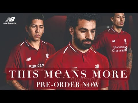 FIRST LOOK   Introducing the new 2018/19 Liverpool FC home kit