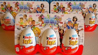"Chocolate Surprise Egg with European Limited Edition Teen Idols Mini Toys Action Figures Set in Kinder Joy Children's Day Juguetes Huevos Sorpresa Disney Frozen - Star Wars - Cars & Mickey & Minnie Clubhouse Jelly Candies Packs: https://youtu.be/MrLFHgsA77A 2016 Disney Pixar Finding Dory / Nemo Movie Big Mystery Blind Bag - Bags Überraschung : https://youtu.be/5VDg80OPbko Disney Pixar The Good Dinosaur Surprise Eggs - Huevos in Drinks + Toys Figure: https://youtu.be/ye1gTySkrwM Disney Princess Palace Pets 24 Kinder Surprise Egg Special Edition Toy Set Unpacking: https://youtu.be/gwuamYXkHNI Disney Cars & Planes Movies Tins Surprise Bauble Balls Collection Überraschung: https://youtu.be/lvvcaoAWpig Disney Frozen Elsa + Anna + Olaf & Violetta Cosmetic Giant Gift Box for Little Girls Review: https://youtu.be/BdhDSfryl0Y Journey to Star Wars: The Force Awakens Disney Movie Collectors Card Booster Pack for Boys: https://youtu.be/5LpHm6Yrs-Y Disney Pixar Inside Out Movie Cinema Pack Theater Complete Set 3 Emotions Cup Topper: https://youtu.be/CwoZpsH--84 Disney Junior Minnie - Daisy & Donald Phidal Storybook 12 Figurines to Collect in Europe: https://youtu.be/zjx5-_lLXd8 Film: Educational Video for Kids 2017 by P.S.W.C. Music: Song Music ""Sound Two"" Ware Created by Me and Are My Property (p)(c) 2013 by Polsih Star Wars Collector ( P.S.W.C. )  http://www.youtube.com/user/supersprinttom/about"