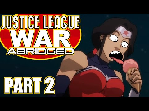 Justice League War Abridged Part 2