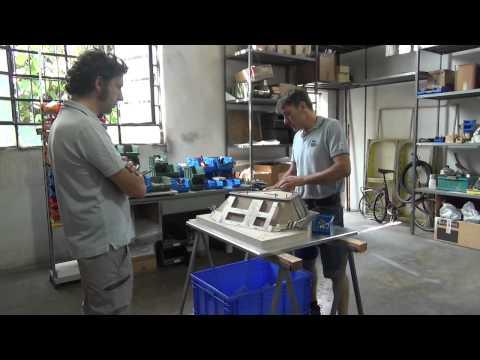 Tecnomax: l'artista della fibra di carbonio