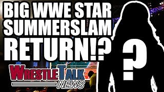 John Cena appears at WWE Raw, Kurt Angle wants CM Punk in WWE and more in this WrestleTalk News July 2017...Subscribe to WrestleTalk for daily WWE and wrestling news! https://goo.gl/WfYA12Support WrestleTalk on Patreon here! http://goo.gl/2yuJpoJohn Cena grooming regime, via PeopleStyle - http://people.com/style/john-cena-grooming-routine-shavingJohn Cena appears at WWE Raw, via Wrestling Observer Newsletter - http://www.f4wonline.com/daily-updates/daily-update-mayweather-vs-mcgregor-mae-young-classic-g1-239196Kurt Angle wants CM Punk to return to WWE, via WrestleZone - http://www.wrestlezone.com/news/861659-kurt-angle-wants-cm-punk-back-in-wwe-he-needs-to-go-back-to-what-he-does-bestCM Punk's thoughts on a WWE return, via Wrestling Observer Newsletter - http://members.f4wonline.com/wrestling-observer-newsletter/july-17-2017-wrestling-observer-newsletter-mcgregormayweather-pressNikki Bella returning at WWE Summerslam 2017, via PWInsider - http://pwinsider.com/article/110942/summerslam-update.html?p=1Nikki Bella would aim for a Wrestlemania wedding with John Cena, via Bella Twins YouTube channel - https://www.youtube.com/watch?v=ncIdDMeszpASubscribe to the WrestleTalk Podcast Network on iTunes: https://goo.gl/783yg4Catch us on Facebook at: http://www.facebook.com/WrestleTalkTVFollow us on Twitter at: http://www.twitter.com/WrestleTalk_TV