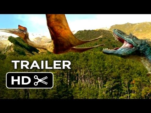Walking With Dinosaurs 3D Official Trailer #3 (2013) – CGI Dinosaur Movie HD