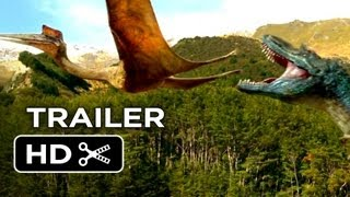 Nonton Walking With Dinosaurs 3d Official Trailer  3  2013    Cgi Dinosaur Movie Hd Film Subtitle Indonesia Streaming Movie Download