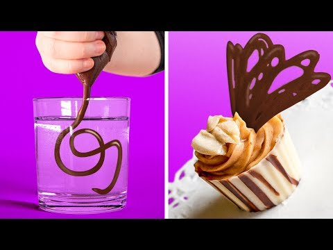 37 CHOCOLATE IDEAS ANYONE CAN MAKE - Thời lượng: 9:45.