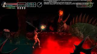 AoB Ex on Linux: Kill the Dragon - 1st way  (Optional Mission)