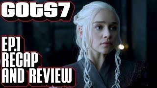 Game of Thrones Season 7 Episode 1 recap and review. Scene by Scene breakdown with discussion. Please Subscribe now! - http://bit.ly/PetePeppers ...