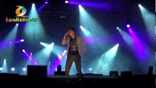 FESTA DO PEAO DE AMERICANA 2012 - Luan Santana - A