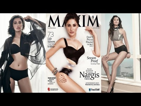 July covers: Neha Sharma, Nargis Fakhri, Sonakshi