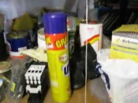 Armadilha para Ratos - Rearmando a mesma armadilha.avi