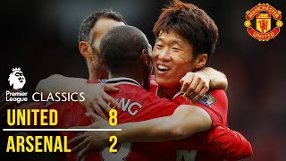 Video Manchester United 8-2 Arsenal (11/12) | Premier League Classics | Manchester United MP3, 3GP, MP4, WEBM, AVI, FLV Agustus 2019