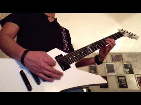 The Four Horsemen Guitar Cover