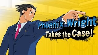 Phoenix Wright Takes the Case! – How I imagine his trailer would look like in a Sm4sh style.