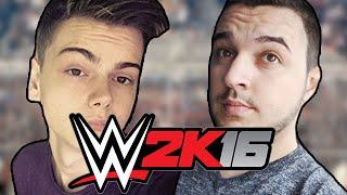 MAXSIALTELE si XSLAYDER joaca WRESTLING! - WWE 2K16