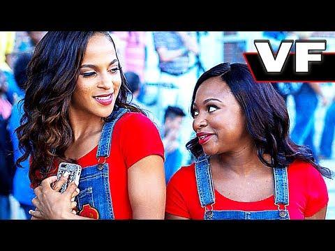 STEP SISTERS Bande Annonce VF ✩ Danse, Comédie, Film Netflix Adolescent (2018)