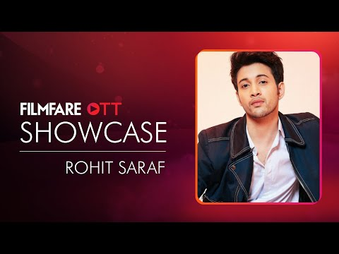 Rohit Saraf on Filmfare OTT Showcase | FLYX Filmfare OTT Awards | Filmfare Exclusive