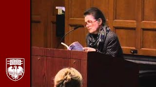 Marjorie Welish: Poetry Reading