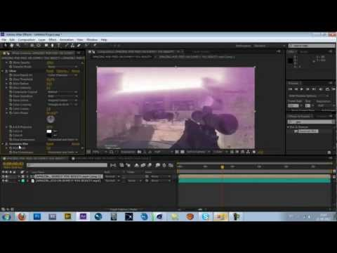 Shine Rays // After Effects Tutorial // by jcmpmjmp