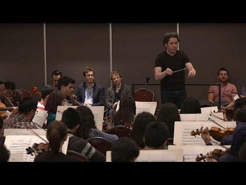 Ο Ντουνταμέλ εμπνέει νέους μουσικούς από όλη την Αμερική
