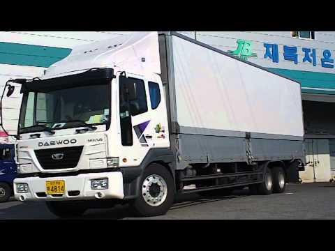 Грузовики Daewoo Cargo Truck