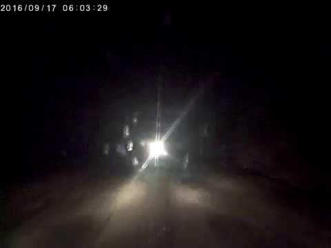 Водій, якого звинувачують у смерті підлітка, показав запис відео реєстратора