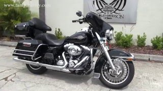 9. 2013 HARLEY DAVIDSON ELECTRA GLIDE CLASSIC FOR SALE