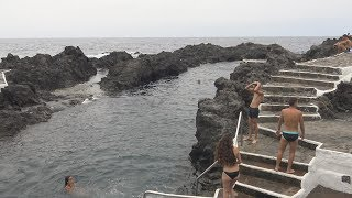 Garachico Spain  City new picture : Garachico Natural Swimming Pools Tenerife | 4K Ultra HD