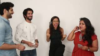 We played a fun game with the cool cast of Tum Bin 2 and they nailed it! Click subscribe for more updates: ...